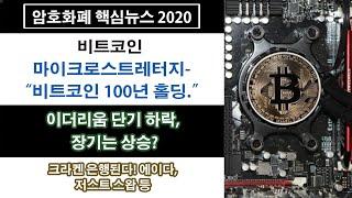 """09/17) 비트코인 마이크로스트레터지-""""비트코인 10…"""