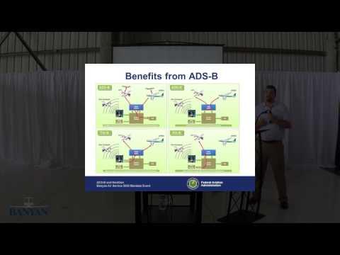 FAA ADS-B Out and NextGen Capabilities Presentation