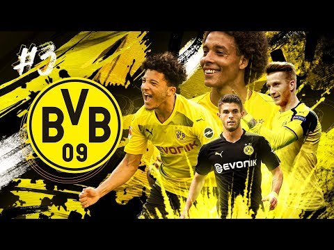 FIFA 19 DORTMUND CAREER MODE #3 - AXEL WITSEL IS AMAZING!!!