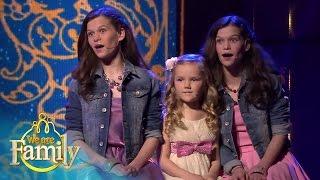 6-jarige Roos zingt