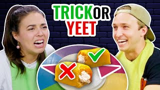 Trick or Yeet! (Eat It Or Yeet It #18)