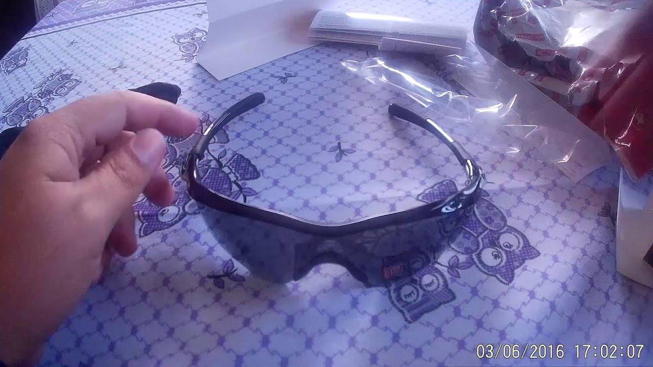 Unboxing Centauro Oculos Oakley M2 Frame Iridium Polarizado - YouTube 28d347a21f