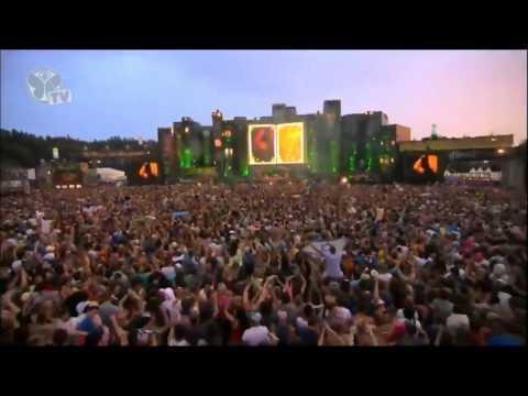 David Guetta live Reload [Sebastian Ingrosso & Tommy Trash] @ Tomorrowland 2012 (Sunday)
