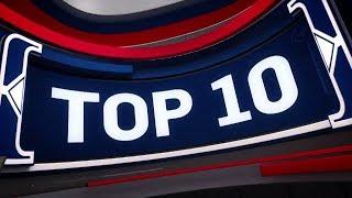 NBA Top 10  Plays of the Night  April 15,  2018