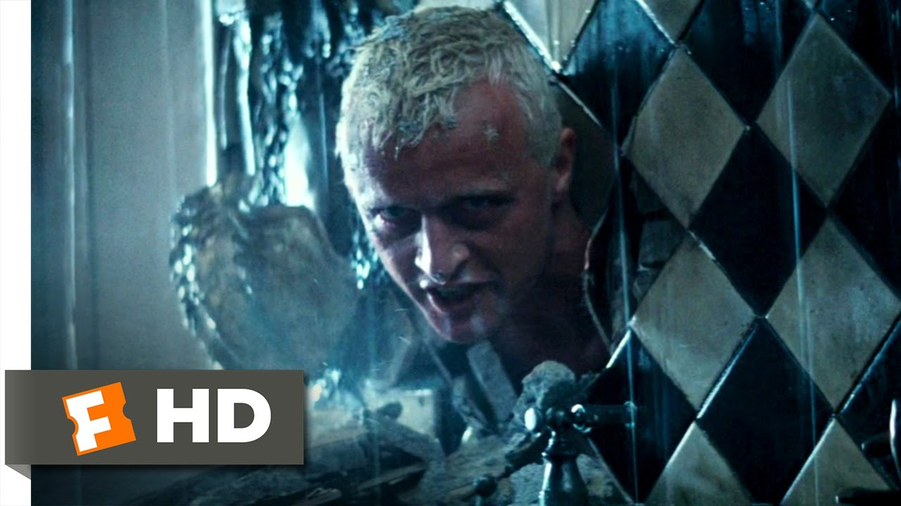 Blade Runner (8/10) Movie CLIP - Deckard vs. Batty (1982) HD