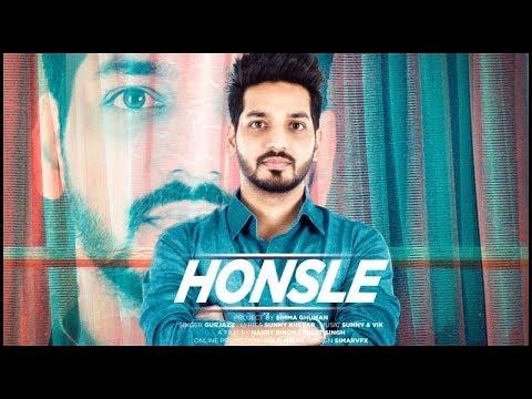 Evergreen Motivational Punjabi Song Honsle By Gurjazz