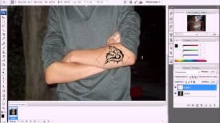 Урок по Adobe Photoshop CS3 как сделать тату.avi(В этом уроке вы узнаете как можно сделать тату при помощи замечательной программы Adobe Photoshop CS3., 2012-05-31T16:35:52.000Z)