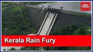 All 5 Shutters Of Idukki Cheruthoni Dam Opened, Locals Evacuated   Kerala Floods
