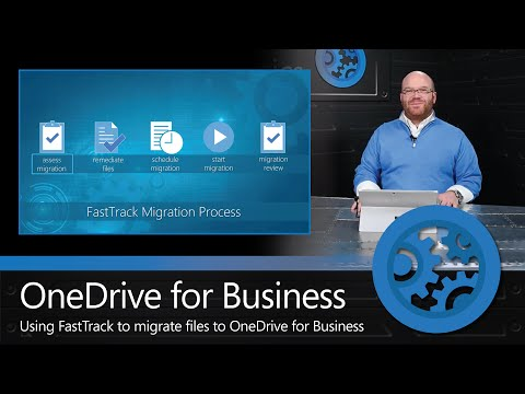 Migrate your file shares into OneDrive for Business with help from FastTrack