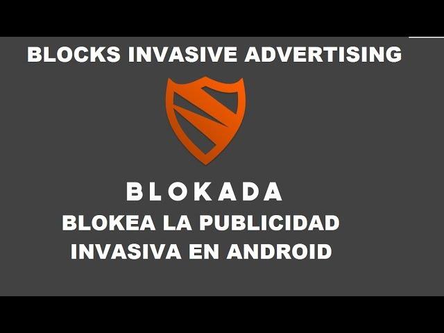 blokada app video, blokada app clip