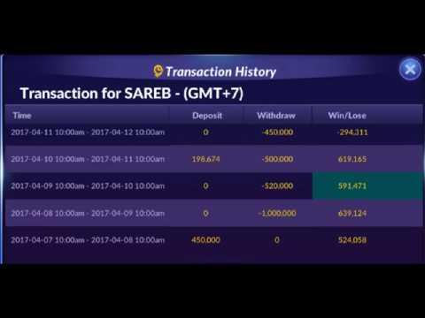 cara menang 500rb Tiap hari WD poker online uang asli