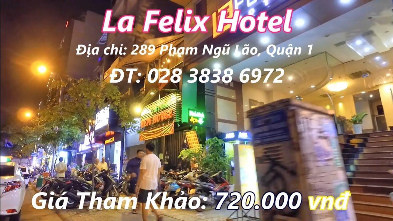 Khách Sạn Giá Rẻ ở Đường Phạm Ngũ Lão Quận 1 Sài Gòn (Khu Phố Tây)