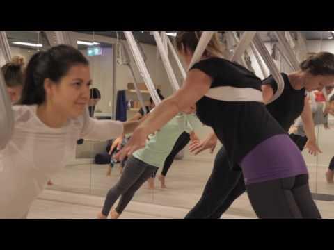 AntiGravity® Fitness At Beyond Fitness Australia