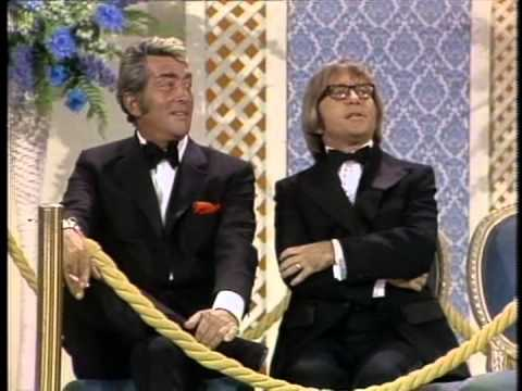 Dean Martin, Arte Johnson & Don Meredith - Wallflowers