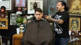 The Parlor Barbershop - Two Bits with Eric - Suavecito Pomade