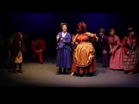 Mary Poppins at the Noel S. Ruiz Theatre - Running till 7/19/15