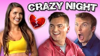 One CRAZY Night!!! (Last Moments of Relationships #20)