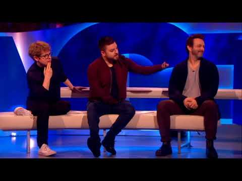 Michael Sheen@The Last Leg 23032018