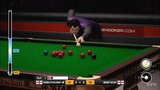 Snooker 19 Ronnie O 39 Sullivan vs Mark Selby Gameplay PS4 HD 1080p60FPS