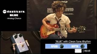 "[""BLUE"" with 80's Style Rock Rhythm] Yellowと組み合わせる事で、AS..."