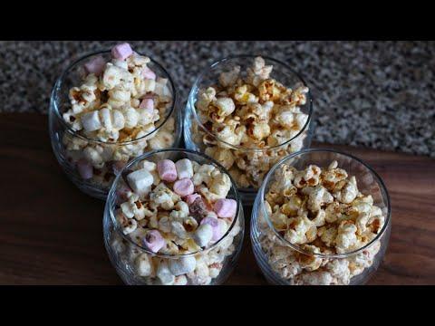 Festive Popcorn - Marshmallow - Cinnamon | Avarese Kitchen