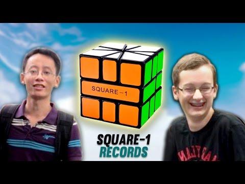 Top 10 Square-1 Speedcubers 2016