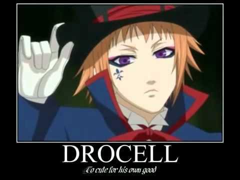 Drocell ~ Still Doll [Male Version]