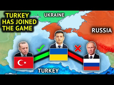 Turkey fully supports Ukraine against Russian aggression