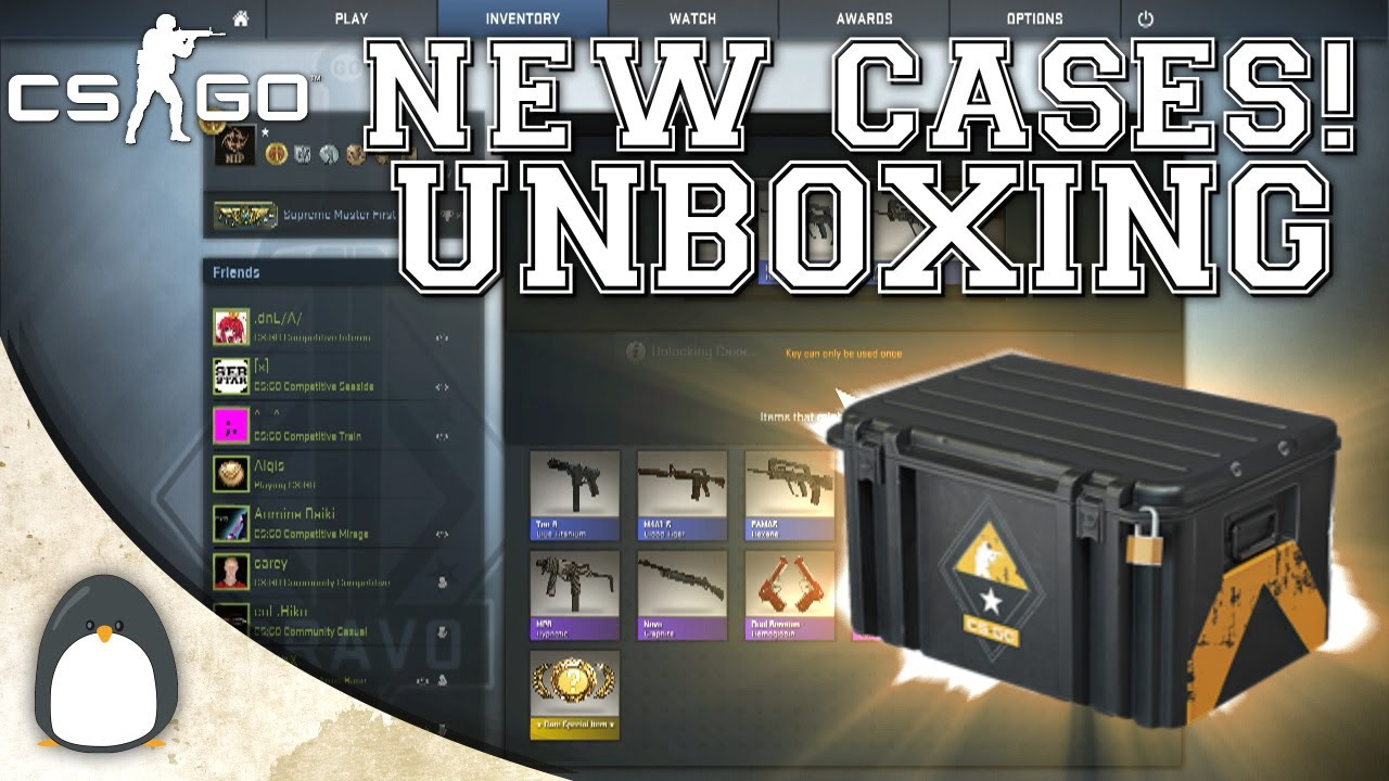 cs go weapon case 2 unboxing thanks to silent youtube