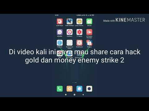 Tutorial Hack Money Dan Gold Enemy Strike 2
