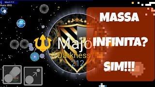 Nebulous HACK ( massa + LVL ) ( agar.io mobile game)
