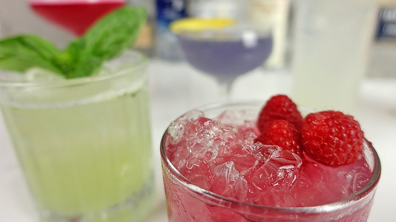 7 BEST GIN COCKTAILS (and How to Make Them with 10 Ingredients!) - VOL. 1