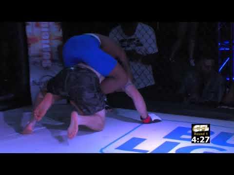 Quinton McCottrell vs Nick Vanderpool CFL XIII
