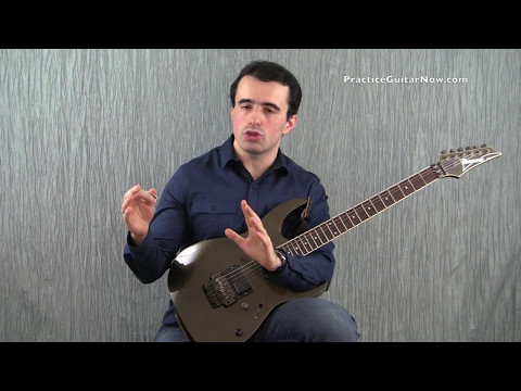Guitar Speed And 2-Hand Synchronization Tips For Guitar