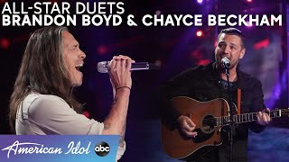 Incubus' Brandon Boyd Duets With Chayce Beckham + An Emotional Solo Performance - American Idol 2021