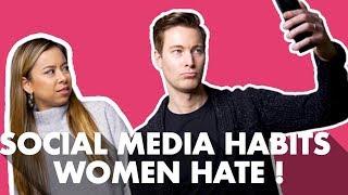 10 Things Guys Do On Social Media That Women Hate