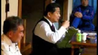 【中川秀直】0125広島「空気は読むものではない」 中川秀直 検索動画 29
