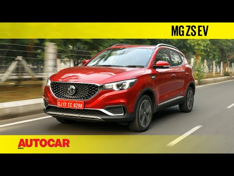 MG ZS EV Review | 10 Things to Know | Autocar India