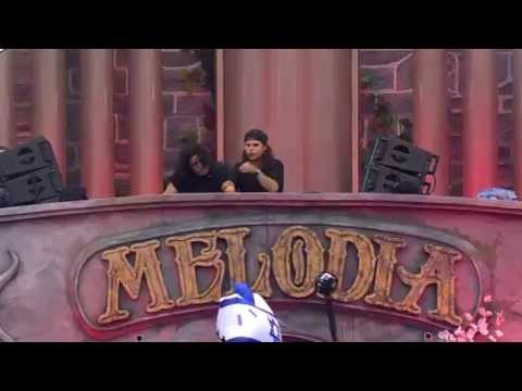 Tomorrowland 2015 | DVBBS