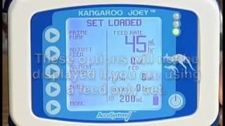 Помпы для энтерального питания Kangaro Joey