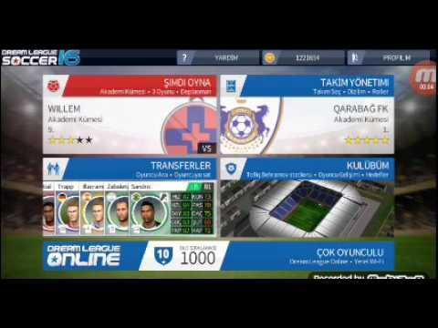 Dream League Soccer Qarabağ FK