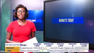 MARKETS TODAY   JEREMY RUGUNYA   LEAD CONSULTANT   PROLIFIC BUSINESS CONSULTANT