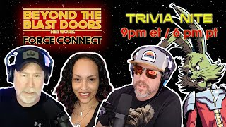 Star Wars LIVE call-in show, Force Connect TRIVIA NITE!