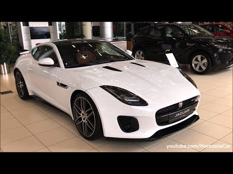 Jaguar F-Type R-Dynamic 2018 | Real-life review