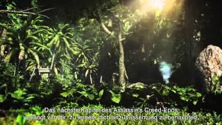 Assassin's Creed 4 Black Flag - Weltpremiere des Gameplay-Trailers [DE]