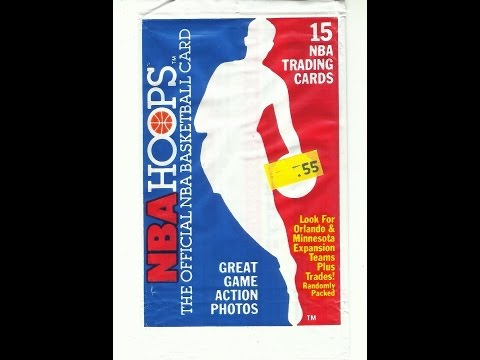 1989 Hoops Basketball 3 Trading Card Packs Opened Michael Jordan, David Robinson Rookie?