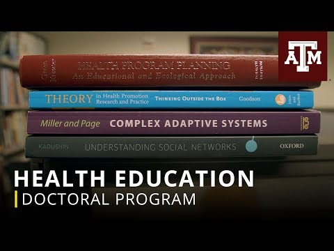 health for education