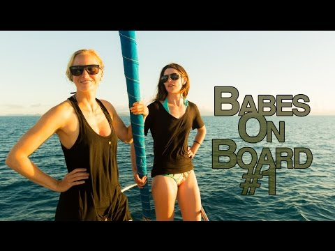 Skinnydipping in the Whitsundays (Learning By Doing) EP38