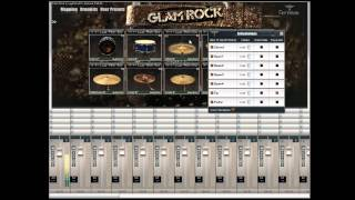 Glam Rock - Playthrough