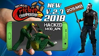 WCC 2 New Update With MOD Apk+Data [Proof With Gameplay]